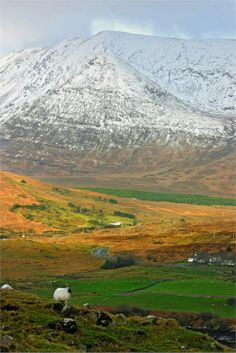Connemara Winter - Ireland | 10 Beautiful Places in Ireland