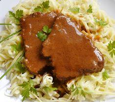 .. chute a vône mojej kuchyne...: Milanske hovadzie rezne Meatloaf, Beef, Asia, Fine Dining, Cilantro, Meat, Steak
