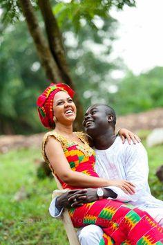 Photo credit:Capture your memory bank (Ghana) http://africansweetheart.blogspot.com/2012/10/traditional-weddings-we-love-kente-ghana.html