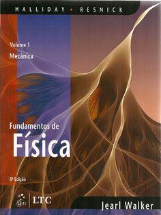 HALLIDAY, David; RESNICK, Robert; WALKER, Jearl. Fundamentos da física: volume 1, mecânica. [Fundamentals of physics, 8th ed. (inglês)]. Tradução e revisão técnica de Ronaldo Sérgio de Biasi. 8 ed. Rio de Janeiro: LTC, 2009. v. 1. xiv, 349 p. Inclui bibliografia e índice; il. color.; 28cm. ISBN 9788521616054.  Palavras-chave: MECANICA; FISICA.  CDU 537.8 / H188f / v. 1 / 8 ed. / 2009