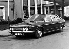 Tatra Prototype (Vignale), 1969 - Four-Door Limousine ( Bratislava, Cars Motorcycles, Dream Cars, Transportation, Old Things, Vehicles, Concept, Soviet Union, Studios