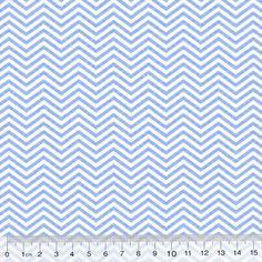 d552d2e37d034 Tecido Tricoline Chevron Pan Slim - Azul Claro