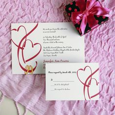 Top 20 Valentine's Day Inspired Unique Wedding Ideas and Wedding Invitations