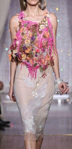 Eric Tibusch Couture Spring 2013 ~ Paris