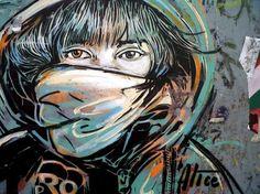 Alice Pasquini su René Art Novel https://reneartnovel.wordpress.com/artisti-emergenti/street-art/gli-occhi-di-alice/