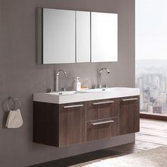 Beautiful 54 Bathroom Vanity Cabinet