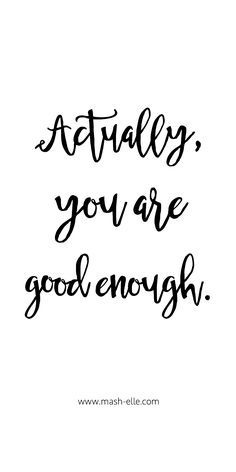 and don't let anyone tell you otherwise.