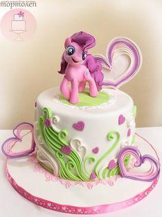 Ponny birthday cake