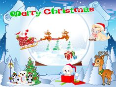 piZap pic by Nubia Magnolia  #merry christmas