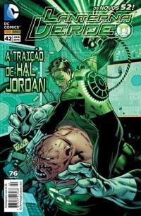LIGA HQ - COMIC SHOP LANTERNA VERDE (52) #42 PARA OS NOSSOS HERÓIS NÃO HÁ DISTÂNCIA!!!