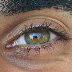 "eyes appreciation hashtags: eye color, ""ish"" if I can't choose just one; Beautiful Eyes Color, Stunning Eyes, Pretty Eyes, Eye Lens Colour, Photographie Portrait Inspiration, Aesthetic Eyes, Human Eye, Eye Photography, Hazel Eyes"