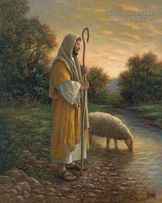 Shepard and lamb