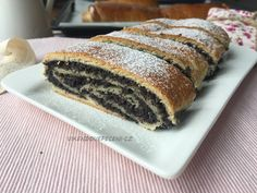 Sweet Desserts, Sweet Recipes, Czech Recipes, Amazing Cakes, Sandwiches, Cheesecake, Pie, Cupcakes, Baking