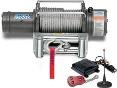 Winch Ramsey Patriot Profile 12000 12V