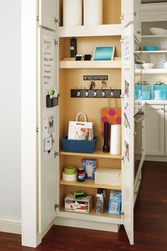 Amazing Our Utility Drop Zone Cabinet Keeps Everything You Need To Get Out