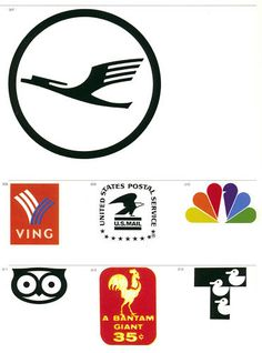 5   The World's Most Famous Logos, Organized By Visual Theme   Co.Design   business + design