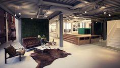 moss suplied by koberg Amsterdam, Interior Design, Outdoor Decor, Studio Ideas, Inspiration, Home Decor, Interiors, Life, Atelier