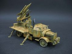Afrika Korps, Luftwaffe, Tamiya, Plastic Models, Scale Models, Wwii, Mercedes Benz, Military, Game Art