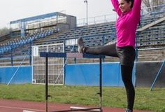 Whether you're an experienced hurdler or new to the sport, you won't always have hurdles available to practice with. You can do several types of exercises to improve your skill and strengthen your legs without having to go over hurdles. Conducting intermittent hurdle-free training sessions along with your normal regimen can improve your...