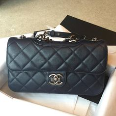 b02943fdc222 35 Popular Chanel Bags images | Chanel bags, Chanel handbags, Chanel ...