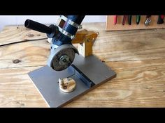 4 in 1 Drill Press Build Pt1 : The Drill Press  /  4 in 1 Sütun Matkap 1. Bölüm - YouTube