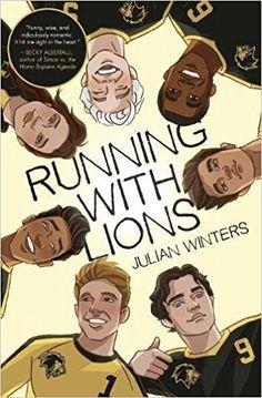 Free Running with Lions Julian Winters Books Epub Ya Books, Good Books, Books To Read, Comic Books, Free Pdf Books, Free Ebooks, Queer Books, Lion Book, Becky Albertalli