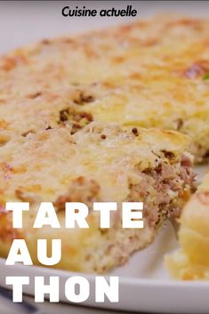 Tuna pie recipe, easy recipe, tuna quiche Source by cuisineactuelle Tuna Pie Recipe Easy, Easy Pie Recipes, Quiche Recipes, Tart Recipes, Apple Recipes, Pizza Recipes, Snack Recipes, Cooking Recipes, Easy Quiche