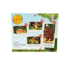Paul Lamond  The Gruffalo 4 in 1 Puzzle, http://www.amazon.co.uk/dp/B00417JRPC/ref=cm_sw_r_pi_awd_iVpesb1JF2AEK