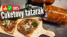 Recepty CVR - Cuketový Tatarák