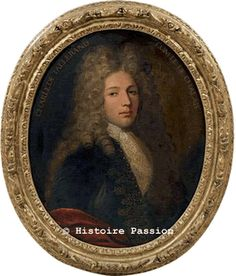 Louis Jean Charles de Talleyrand-Périgord (1678-1757), Prince de Chalais, 5ème. Marquis d'Excideuil, Grand d'Espagne.