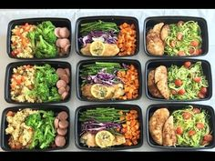 $1.00 MEAL IDEAS FOR WEIGHT LOSS + FULL BODY WORKOUT | JORDAN CHEYENNE - YouTube