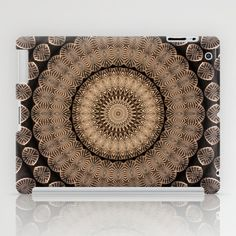 CenterViewSeries318 iPad Case by fracts - fractal art - $60.00