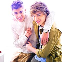 1Ds Liam and zayn!!!! Vas Happenin??!!