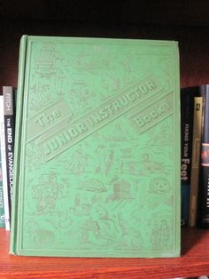 The Junior Instructor Book 1/Vintage Childrens' by Folkaltered, $19.00