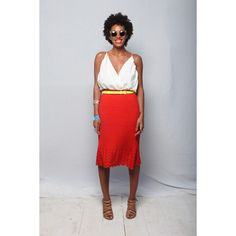 Solange Knowles Style diary of the DJ du jour - WHERE IS THIS TOP IN MY LIFE!