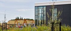 Day Care Centre - Bernts Have :: Henning Larsen Architects