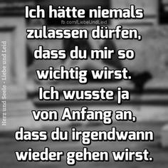 Mizan - Welcome my homepage Love Pain, Love Hurts, Sad Quotes, Life Quotes, Sad Sayings, German Quotes, Susa, Thats The Way, True Words