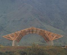 Simón Vélez and bamboo architecture