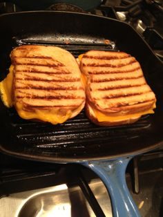 how to make Paninis with out a panini pan how to make a homemade panini pan