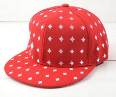 Unisex Poker snapback cap: DIAMOND