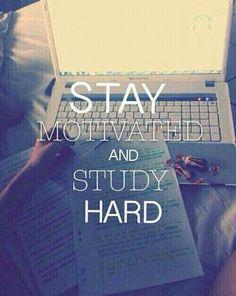 study, motivation, and school resmi