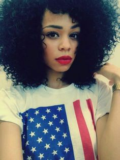 American Afro Style