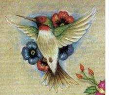 hummingbird tattoo designs | Hummingbird Tattoos