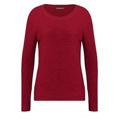 Strickpullover - bordeaux by Repeat