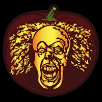 Pennywise CO - Stoneykins Pumpkin Carving Patterns and Stencils