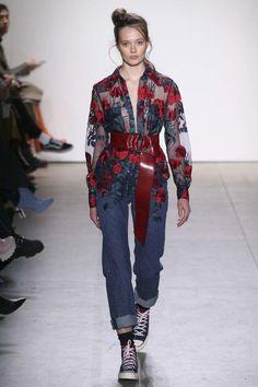 Adam Selman ready-to-wear autumn/winter '17/'18 - Vogue Australia