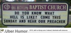 The irony is lost on this church. | Funny Pictures, Quotes, Pics ...