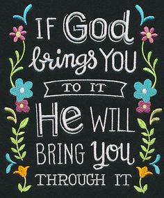 See the top-selling machine embroidery designs - updated daily! Top quality, best prices, largest selection at Embroidery Library. Bible Verses Quotes, Faith Quotes, Biblical Quotes, Religious Quotes, Spiritual Quotes, Pam Pam, Quotes About God, Spiritual Inspiration, Christian Inspiration