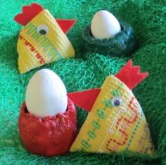 Pääsiäinen Crafty Kids, Crafts For Kids, Spring Summer, App, Sewing, Children, Animals, Bricolage, Easter