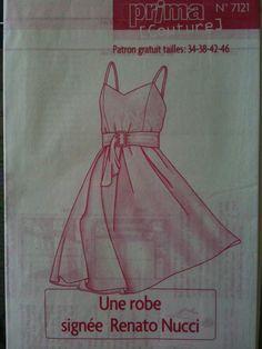 patron couture gratuit à télécharger pour robes dos nu 11